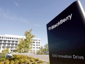 BlackBerry-building
