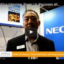 Video Interview: Roger Lin discusses alternative grid energy for Africa
