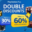 PlayStation offers double discounts for PS Plus members