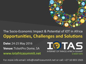 Internet of Things Africa Summit