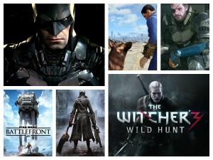 Top 30 Games 2015