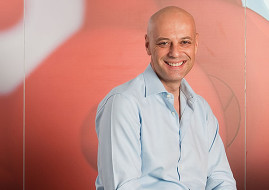 Paulo Rosado, CEO of OutSystems. (Image credit: Outsystems)