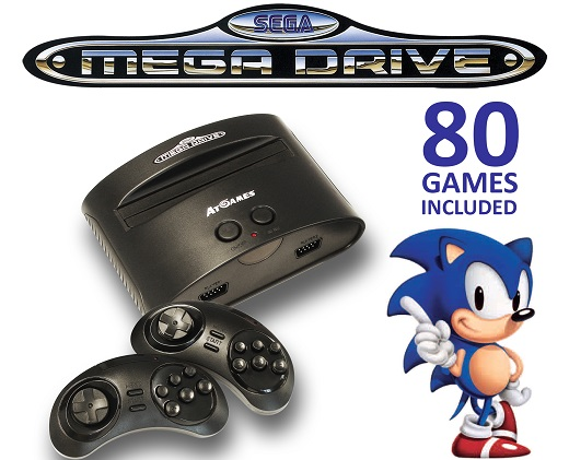 80 Games Included Console