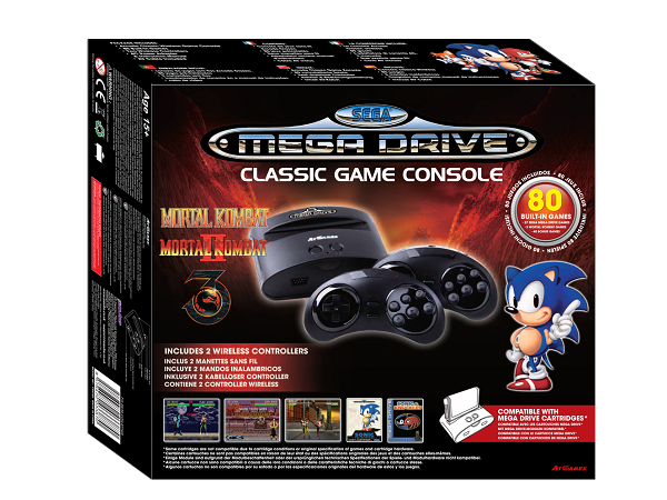 Sega Mega Drive South Africa