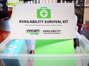 Veeam Survival Kit