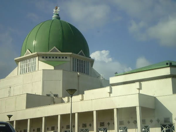 The Chairman, House of Representatives Committee on Telecommunications, has insisted that MTN pay N1.04 trillion fine in full instead of the reduced rate of N780bn. (image: Nigerian national assembly)