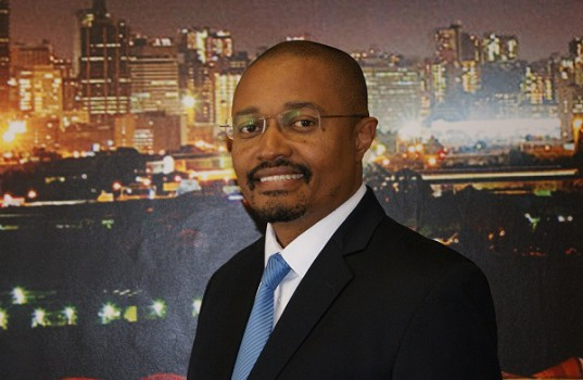 Reggie Nxumalo, GM Philips Lighting, Southern Africa.
