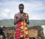 E-commerce gains traction in rural Kenya.