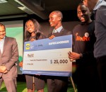 MTN entrepreneurship challenge winner