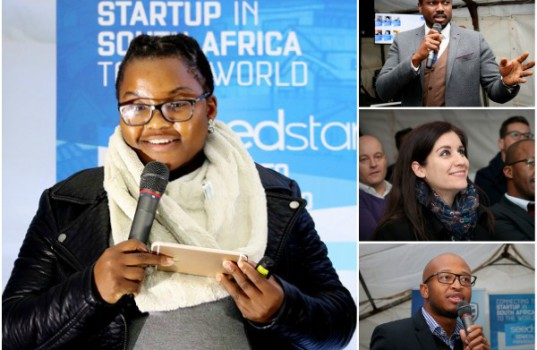 SeedStars Soweto (Photography by Darryl Linington).