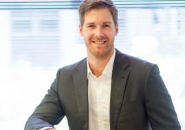Dewald Nolte, Cofounder VP Business - Entersekt.