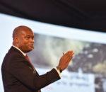 Daniel Monehin, division president of Mastercard Sub Saharan Africa
