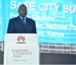 Francis Gachina Gatuthu, iC3 Director, National Police Service, Ministry of Interior and Coordination of National Government, Kenya