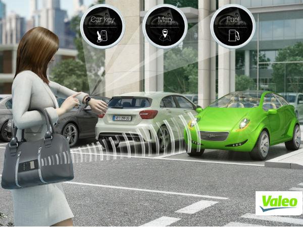 IT News Africa : VALEO, Gemalto partner to turn your smartphone into secure car keys