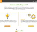 Web developers gain easy access to explore the rich visual analytics capabilities of the Qlik Analytics Platform