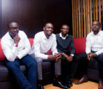 To Let co-founders (L-R) Sulaiman Balogun, Fakayo Ogundipe, Dapo Eludire and Seyi Ayeni