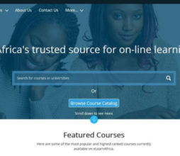 eLearnAfrica has partnered with Unicaf university extending further the University's reach throughout the continent.