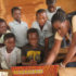 Josephine Marie Godwyll winner of the 2015 Awards, teaching digital literacy skills to child beneficiaries of her social enterprise, Young at Heart GH.
