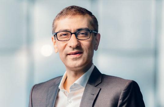 Nokia CEO, Rajeev Suri. (Image Credit Nokia)