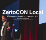 ZertoCON Johannesburg, the next generation business continuity conference is taking place on September 6, 2016 at the Davinci Hotel in Sandton.
