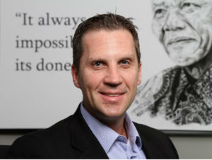 Gavin Holme, Business Head - Africa, Wipro Limited