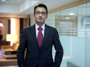 Harish Chib, Vice President, Middle East & Africa, Sophos.