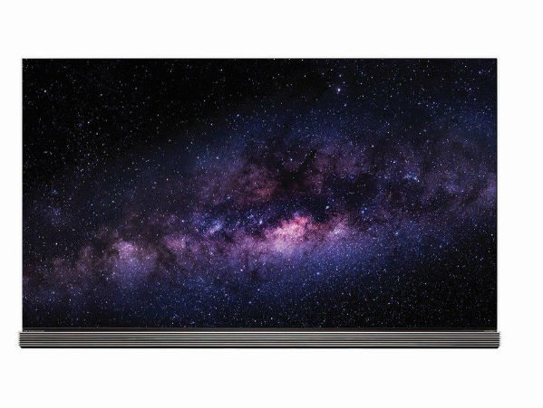 LG Receives Fifth CES Innovation Award for OLED TV, Second Consecutive 'Best of Innovations' Award for LG SIGNATURE OLED TV.