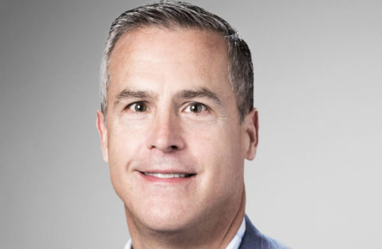 Peter McKay -President and newly promoted to Co-CEO Veeam.