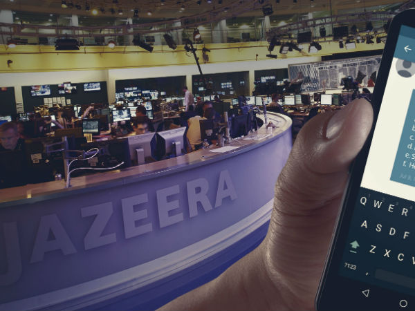 ONEm Communications is teaming up with Al Jazeera Media Network to create a new interactive channel for their news content over ordinary mobile.