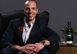 Bradley Elliott, MD of  digital agency Platinum Seed.