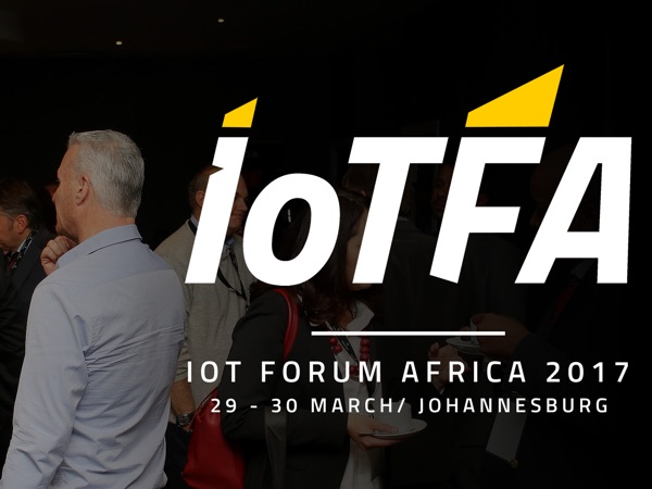 The inaugural IOT Forum Africa was an overwhelming success.