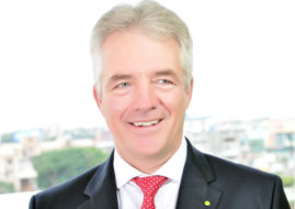 Mike Vincent, Africa Industrial Products and Services Sector Leader at Deloitte.