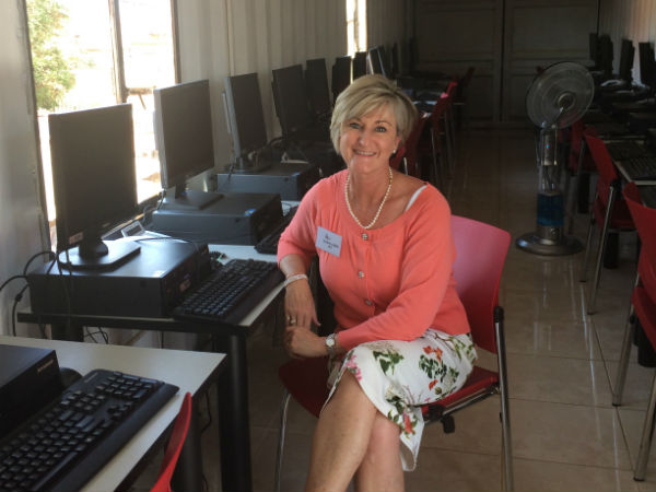 Sandra La Bella, Head of Technology Transformation & adoption and Chief Technology officer at Barclays Africa.