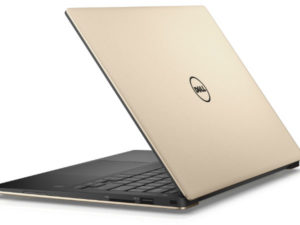 Rose gold DELL XPS 13 with intel 7TH GEN processor now available in SA.