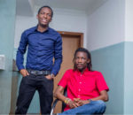 Shola Akinlade and Ezra Olubi, Paystack Co-founders.
