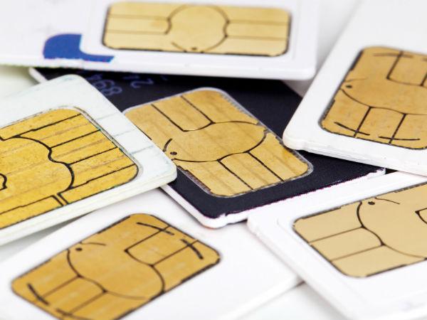 SIM Card Reg