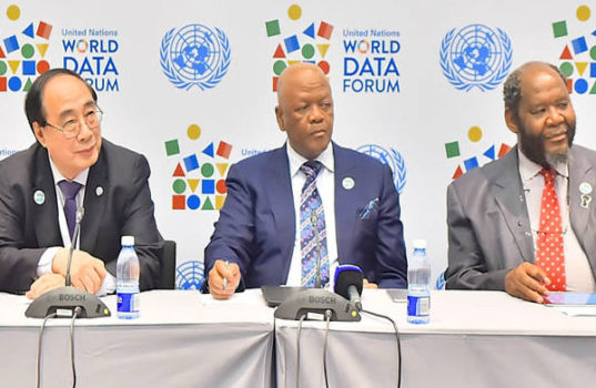 UN Data Forum starts in South Africa. (Source: UN Photo/Mbongiseni Mndebele)