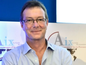 Brian Richardson CEO of WIZZIT International.