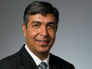 Rohit Ghai, RSA's newly appointed president.