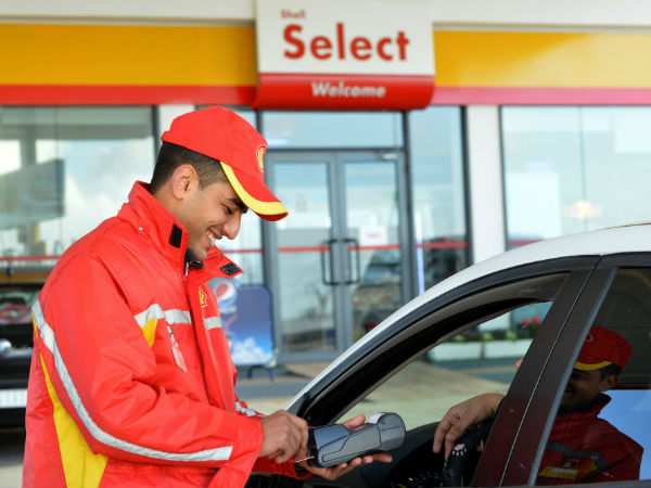 Shell customers will be able to pay for their fuel using Orange Money.