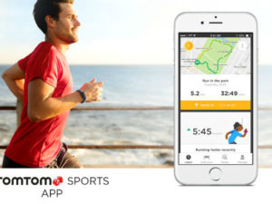 The TomTom Sports app provides a single place to track up to 12 different activity types ranging from running, cycling and swimming to skiing, trail running and hiking.
