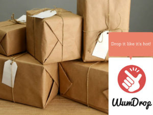 Deliver 2 Me by Wumdrop, the worlds first no address delivery solution. (Source:http://www.womenstuff.co.za)