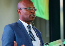Sekete Patrick Maphopha, SE manager for Africa at NetApp.