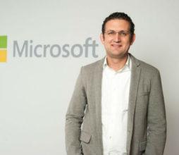 Amr Kamel, Microsoft GM in the West, East, Central Africa & Indian Ocean Islands.