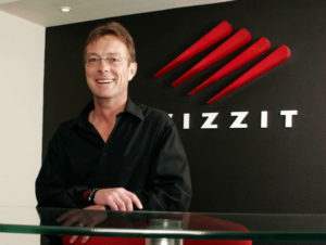 Brian Richardson, CEO and founder of WIZZIT International.