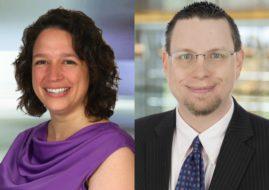 Amy DeMartine and Jeff Pollard Forrester's analysts.