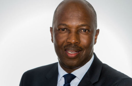 Hamilton Ratshefola, Country General Manager for IBM South Africa.