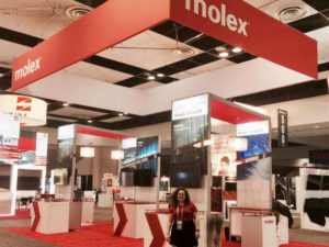 Molex Connected Enterprise Solutions will exhibit innovative IoT at this years IOTFA. (image: LinkedIn)