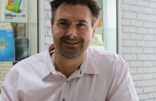 Theo Watson, Commercial Attorney at Microsoft South Africa.