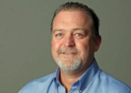 Charles Pittaway, Managing Director of Sage Pay.